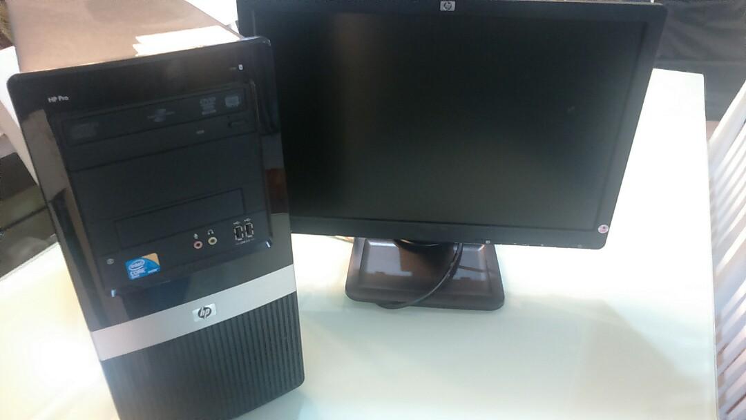 HP Pro 2000 MT