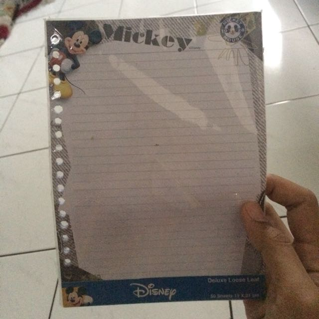 Isi File MickeyMouse