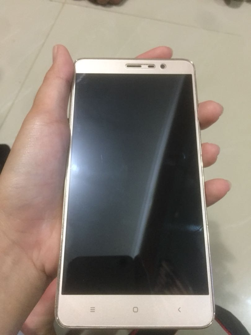 Jual Xiaomi Redmi Note 3pro Mobile Phones Tablets Android 3 Pro 2 16gb Grey Garansi Tam On Carousell
