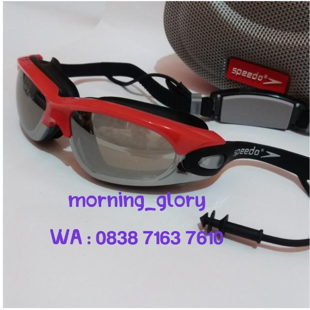 Kacamata Renang/ Swimming Goggles Anti Fog & UV Shield SPEEDO 72-A