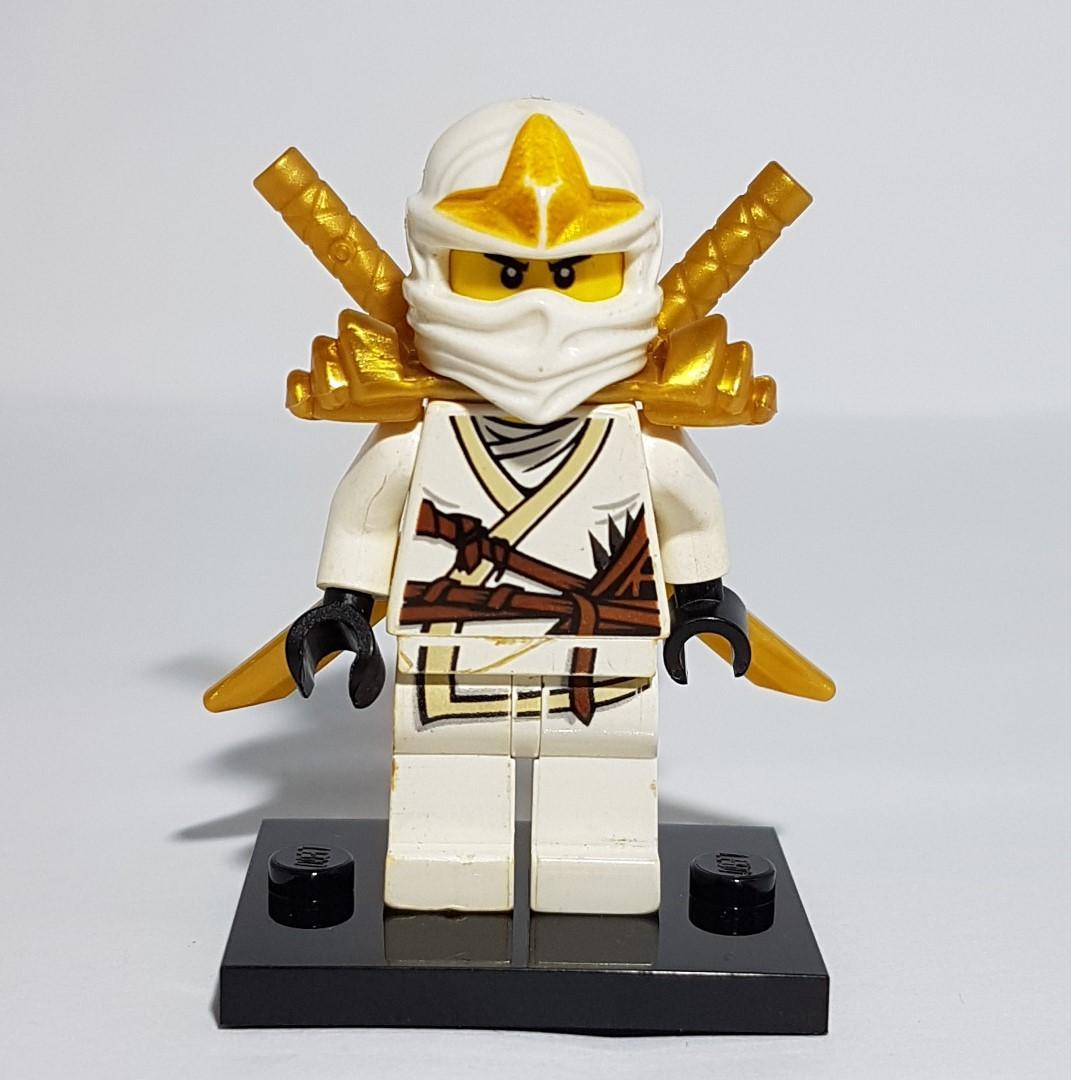Lego Ninjago Minifigures Zane Toys Games Bricks Figurines On 70594 The Lighthouse Siege Photo