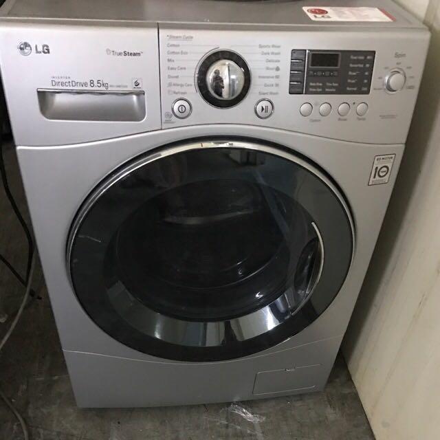 LG Direct Drive 8 5kg washing machine / washer, Home