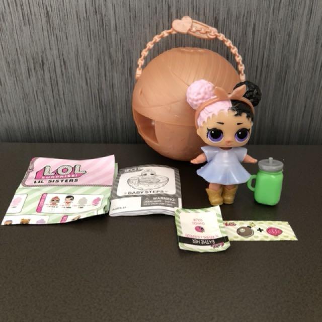 LOL suprise doll