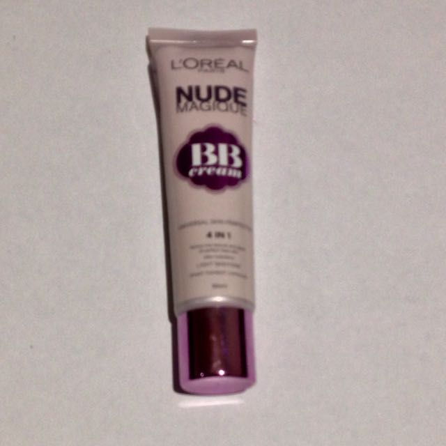 L'Oreal Nude Magique 4 in 1 BB Cream - Light
