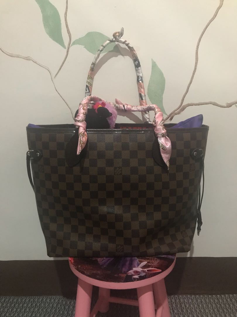 Louis Vuitton Neverfull MM Replica Authentic grade