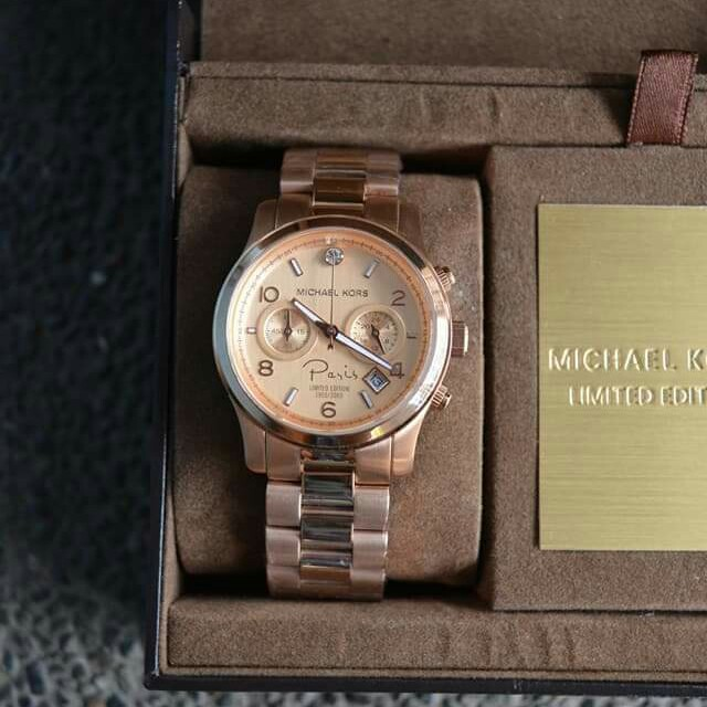77473312ce42 Michael Kors Limited Edition New York Ladies Watch (MK 5716) on Carousell