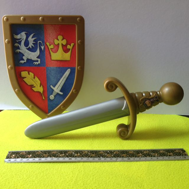 Mike the Knight Sword and Shield