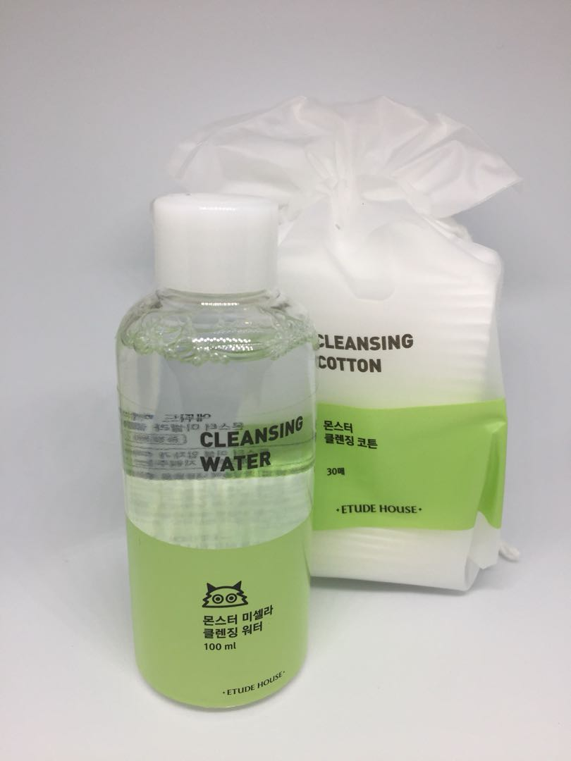 Monster Cleansing Travel Kit