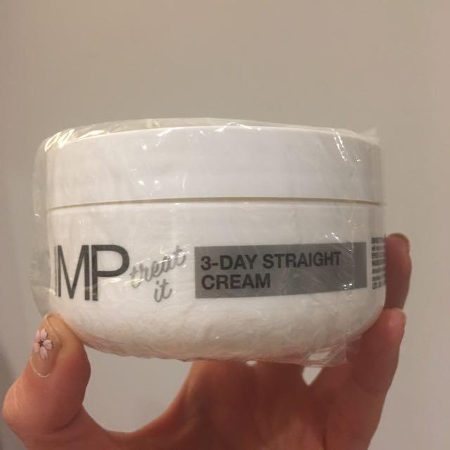 MP hair straighten cream