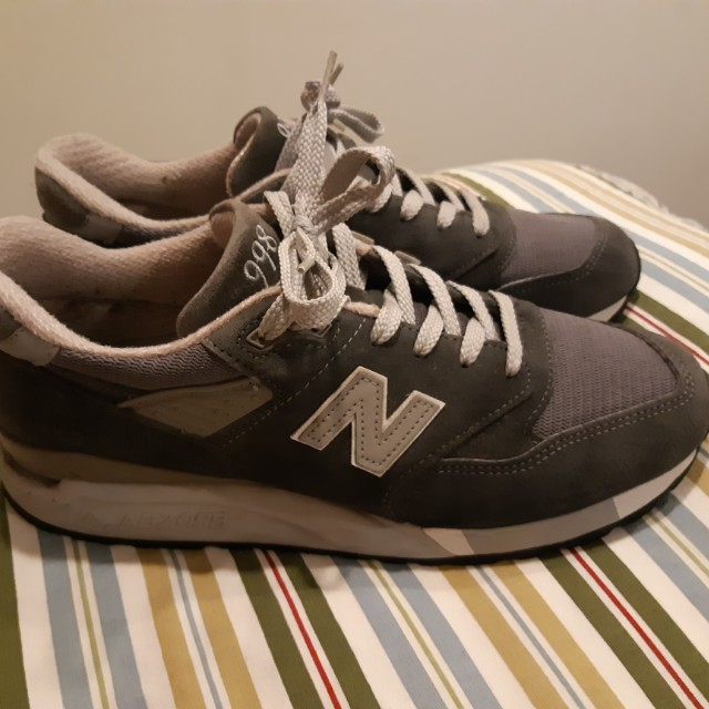 New Balance NB 998CH MADE IN USA 美製 9成新 SIZE :9