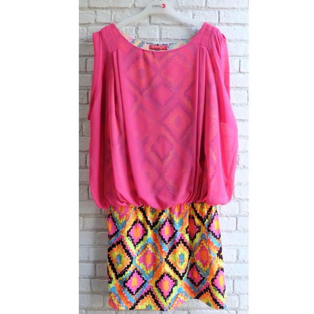 [NEW] Dress Pink Theory X