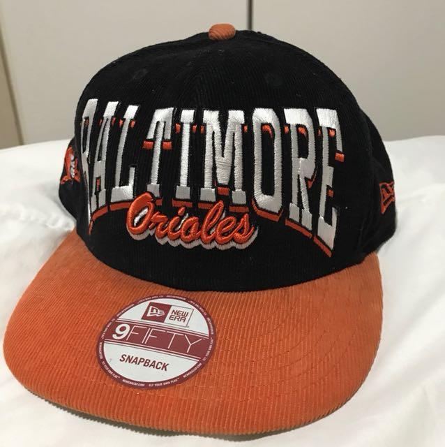 f8d1230f8bd New Era Baltimore Orioles Snapback