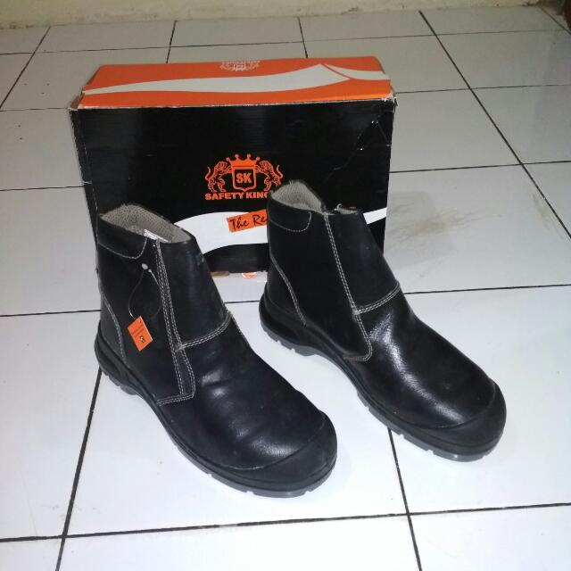 New Kings Safety Shoes