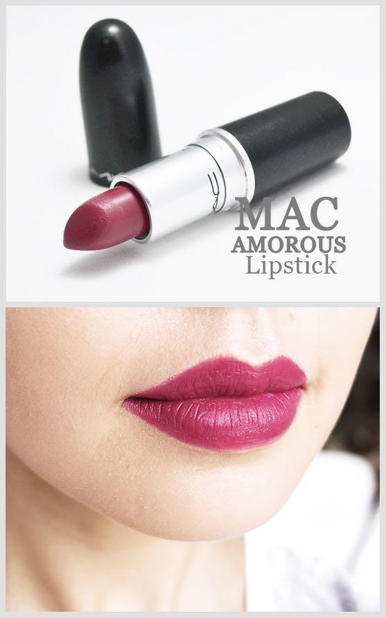 """New MAC Lipstick """"Amorous"""""""