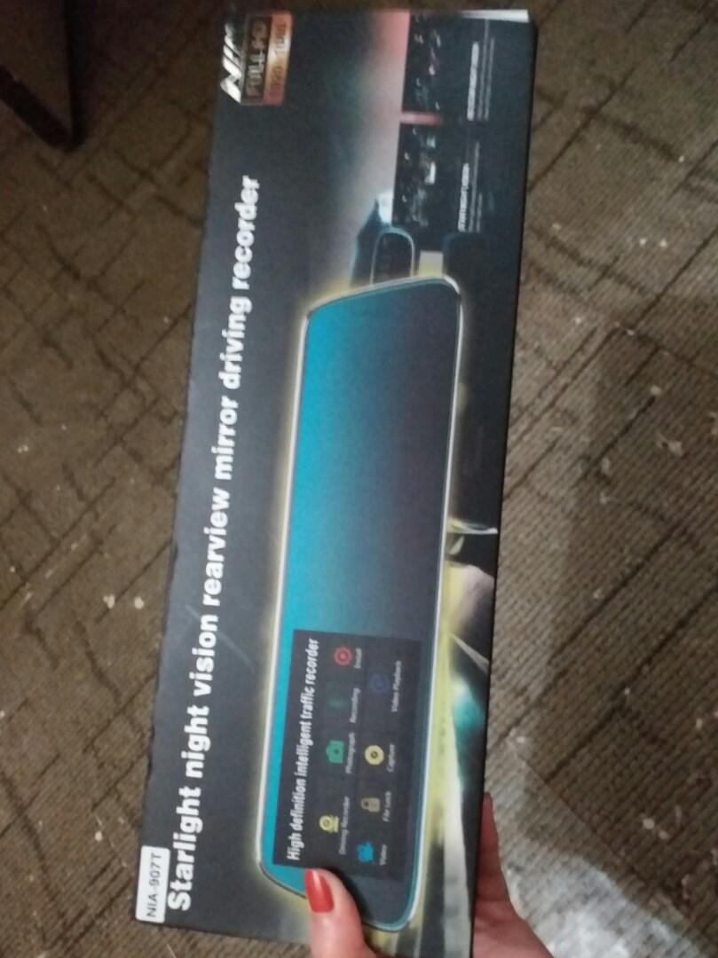 "NIA 907T Newest 4.3"" Car Camera"