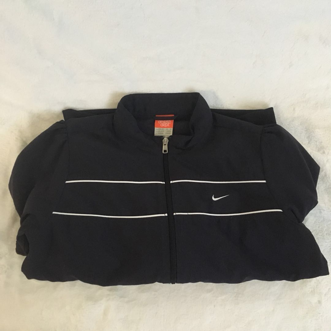 NIKE ZIP UP TRAINING JACKET