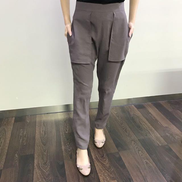 No Brand grayish pants
