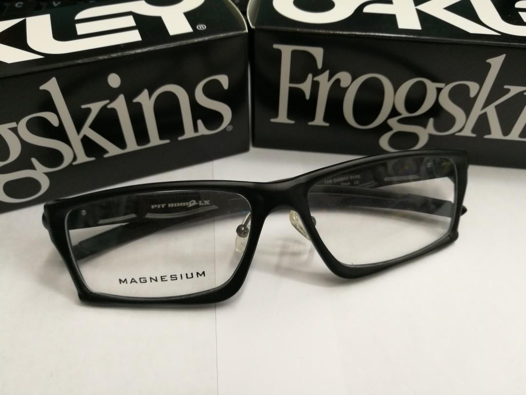 e2278093dd Oakley Ox9012 Magnesium 5A Eyeglasses Size 55