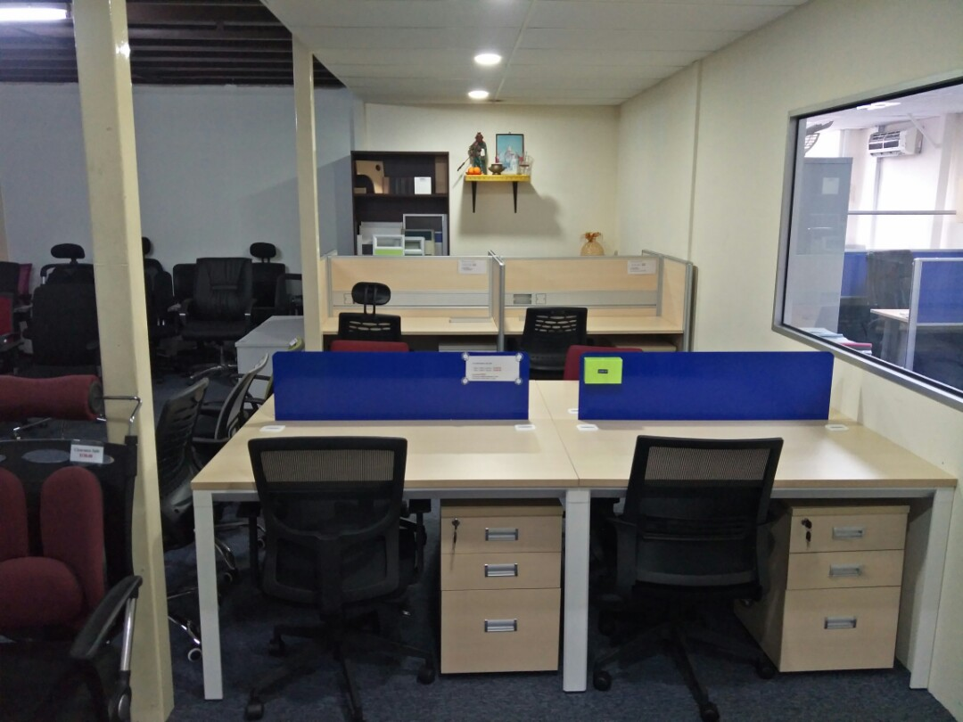 Office Furniture Table Chairs Furniture Tables Chairs On Carousell