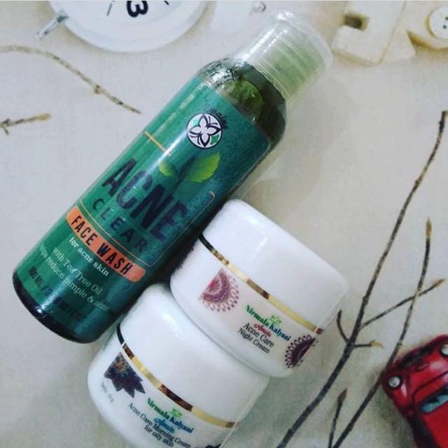 Paket acne dr nirmala