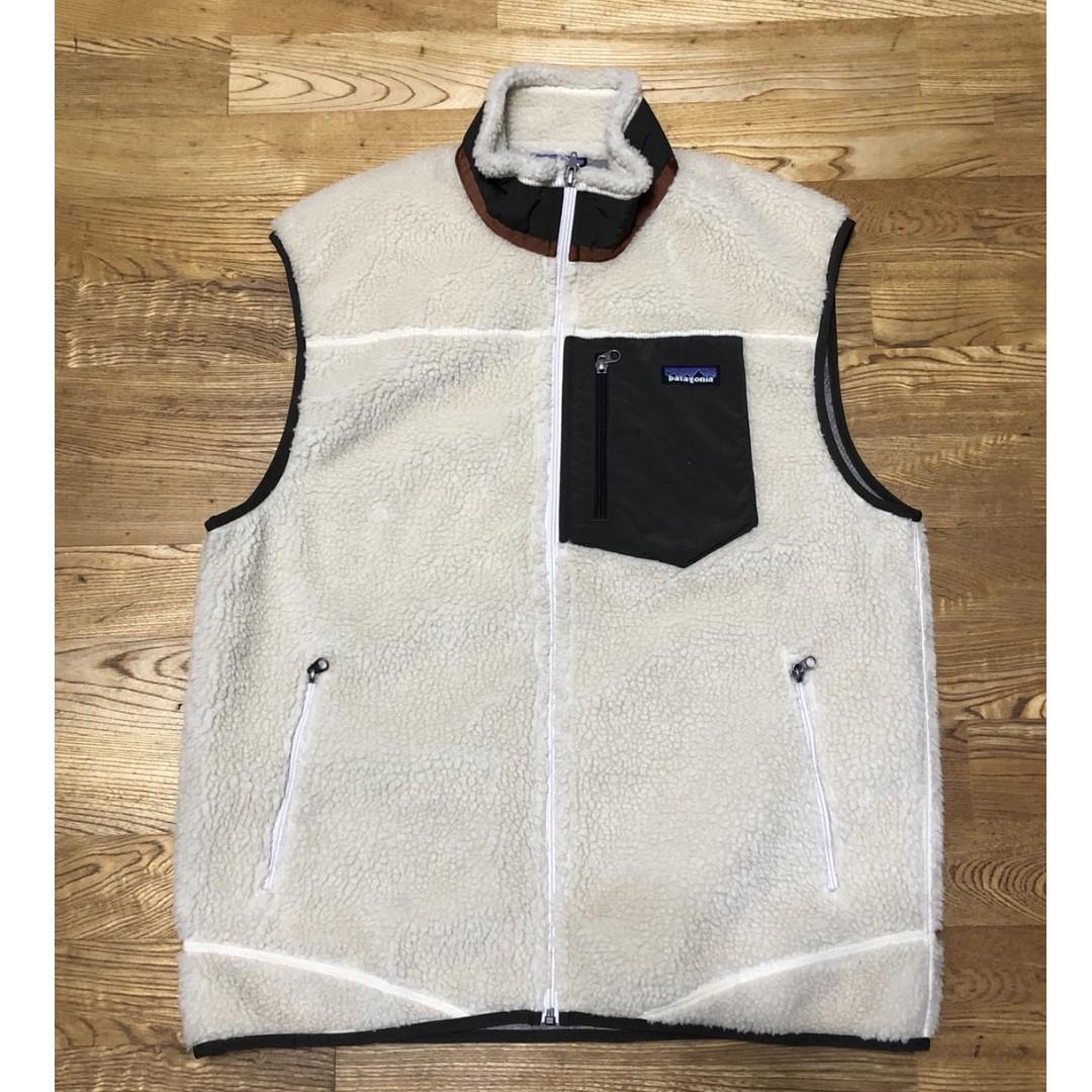 Patagonia Retro-x vest fleece 保暖輕量防風刷毛背心 the north face