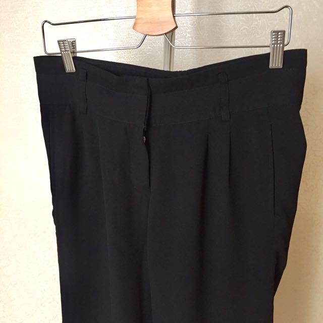 Preloved Celana Panjang Bahan/kerja