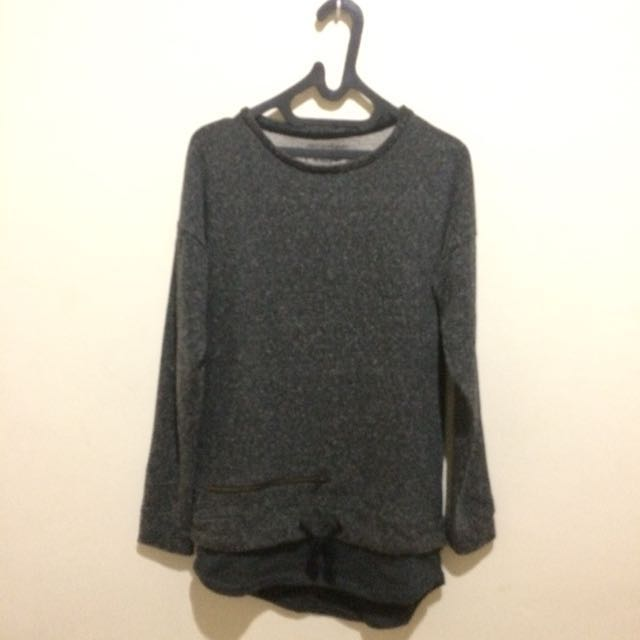 Pull & Bear sweater layer.