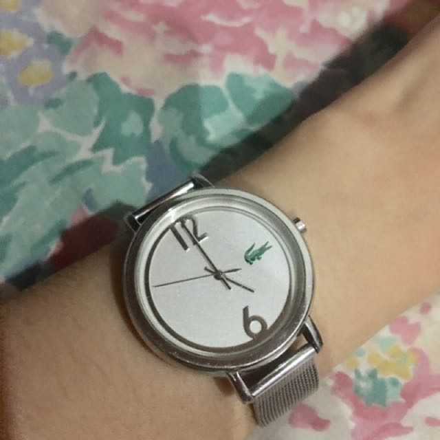 *Rush Sale* Authentic Lacoste Watch