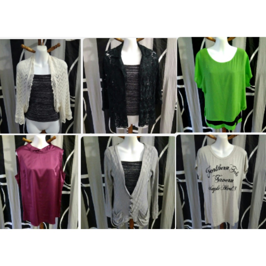 Sales woman clothing***