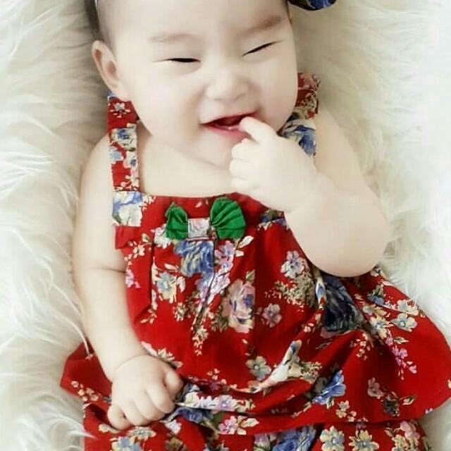 Setelan Baby Celine Set