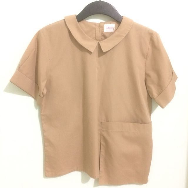 Soft Brown Shirt