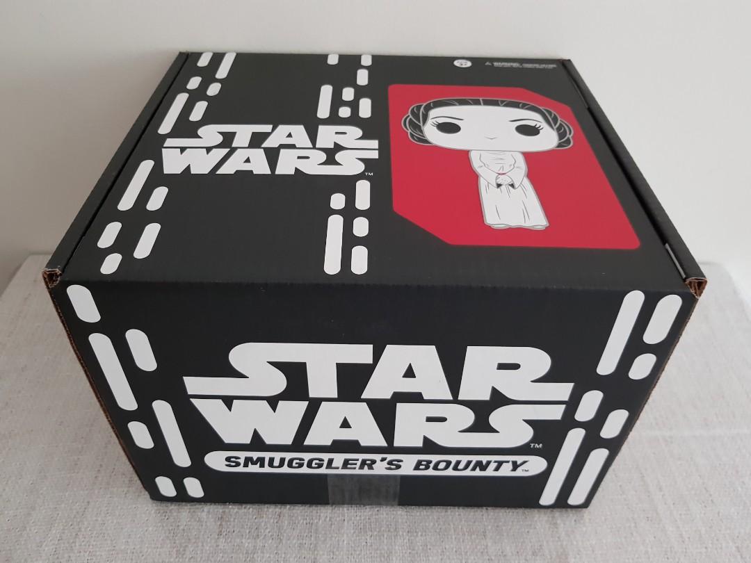 Star wars: Smugglers Bounty Box: Leia