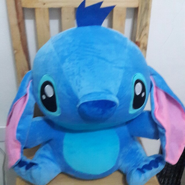 "Stitch 19""  Stuffed Toy"