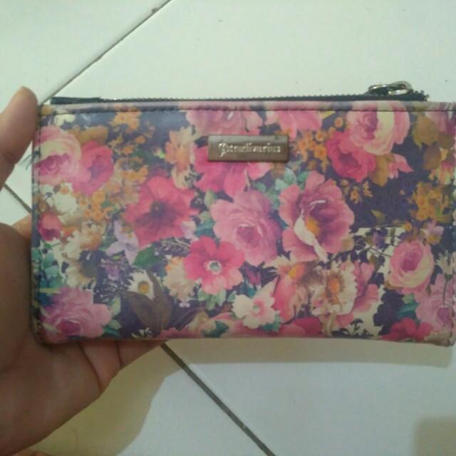 Stradivarius wallet dompet