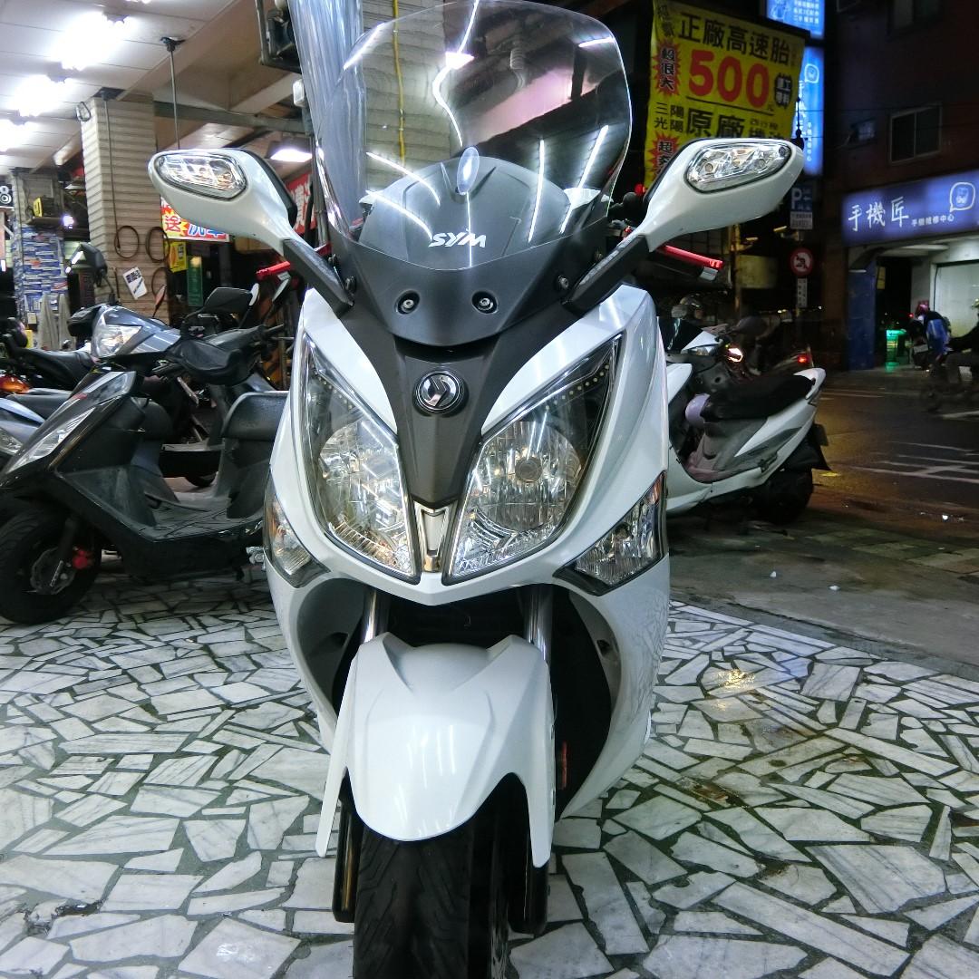 SYM GTS300i ABS