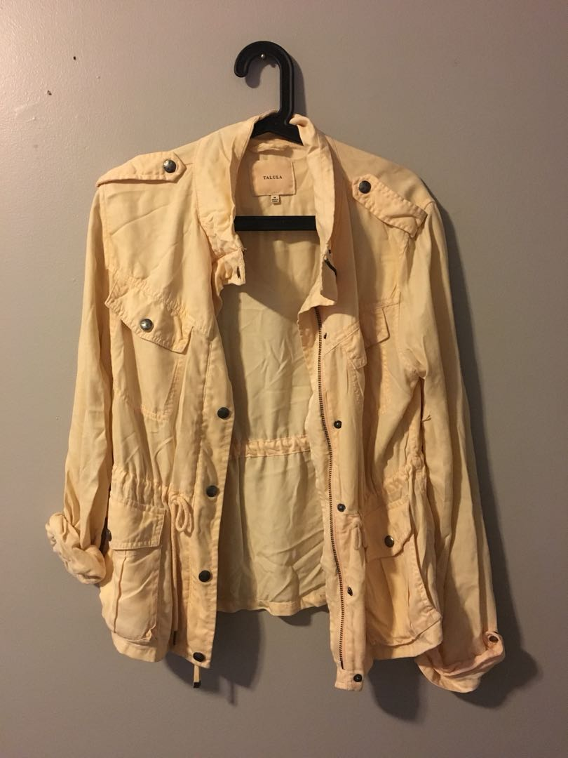 Tallula spring jacket
