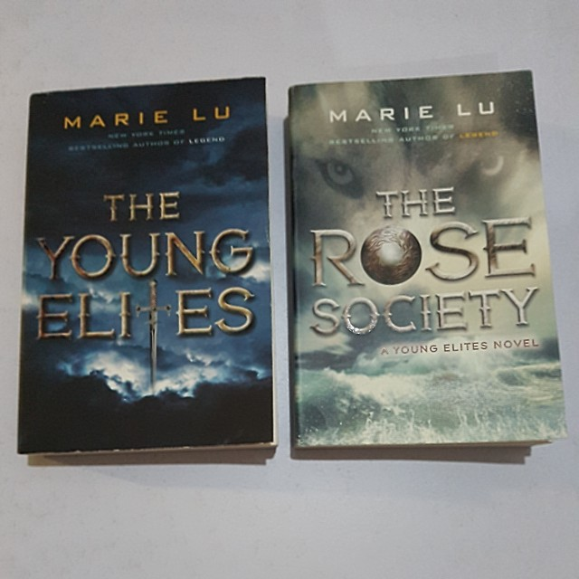 The young elites series (Marie Lu)