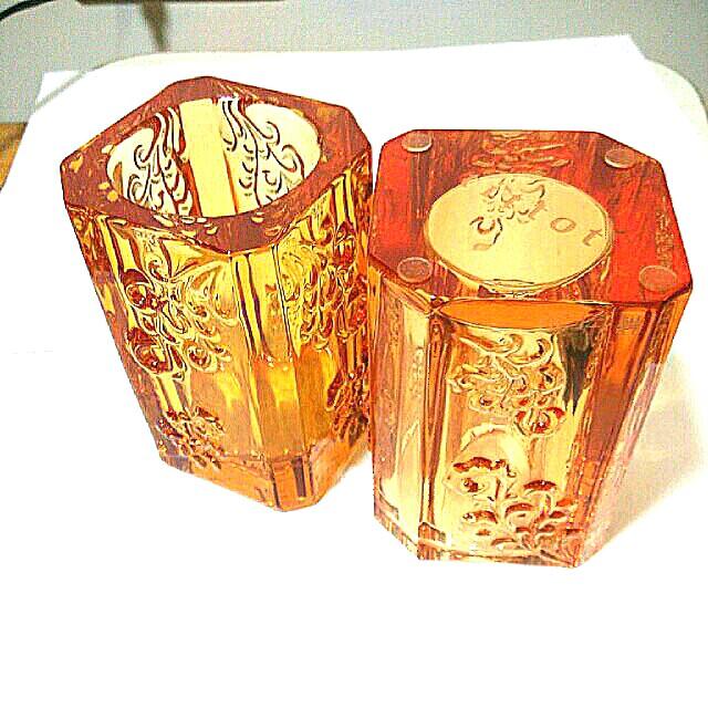『Tittot琉園』琉璃水晶藝品  可存放小物
