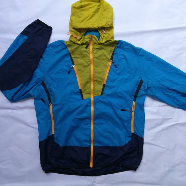 37c691d288 Trespass hiking windbreaker jacket