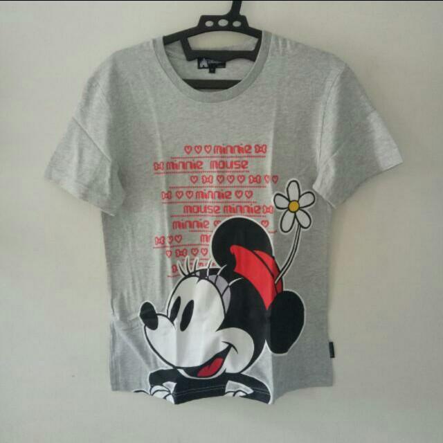 T-shirt mickey mouse hongkong disneyland original