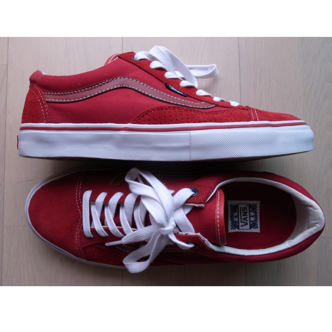 """735c012c02 Vans Syndicate - Rodney Smith Old Skool O.G. """"S"""" Mens US9 Discounted Price"""