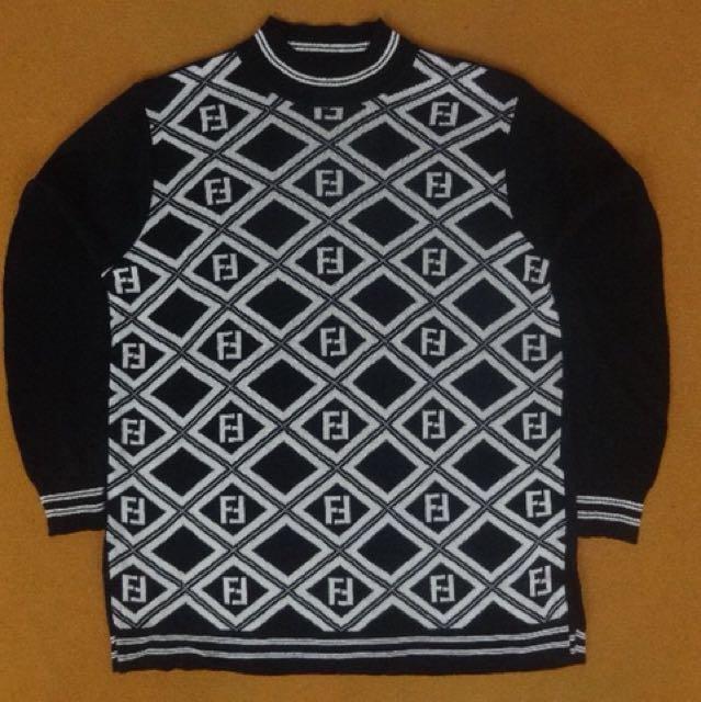 Vintage Fendi sweater