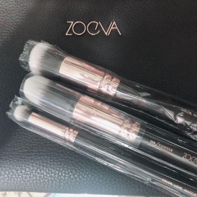 ZOGVA 刷具 全新正品 當初直接買一整組可是發現很多都沒用到便宜賣😂😂一隻$300