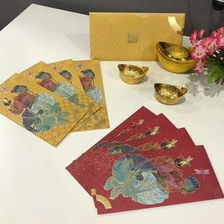 2018 TOKIO MARINE Ang Pow| Ang Pao packages