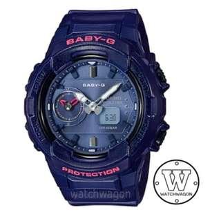 Brand New Casio Baby-G Blue BGA-230S-2A .........   bga-230