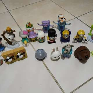 happy meal toys