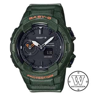 Brand New Casio Green BGA-230S-3A .... bga-230