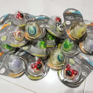 New Tommee pacifier RM10 each(exc pos)