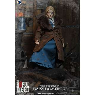 PO: Asmus Toys - H803 - The Hateful 8 Series - 1/6 Scale Daisy Domergue 《八恶人》逃犯 黛西