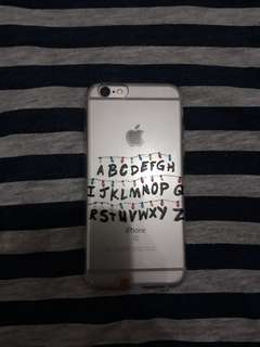 Iphone case stranger things 6/6s